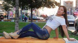 Маша из Москвы. Девушка ищет парня в Владимире